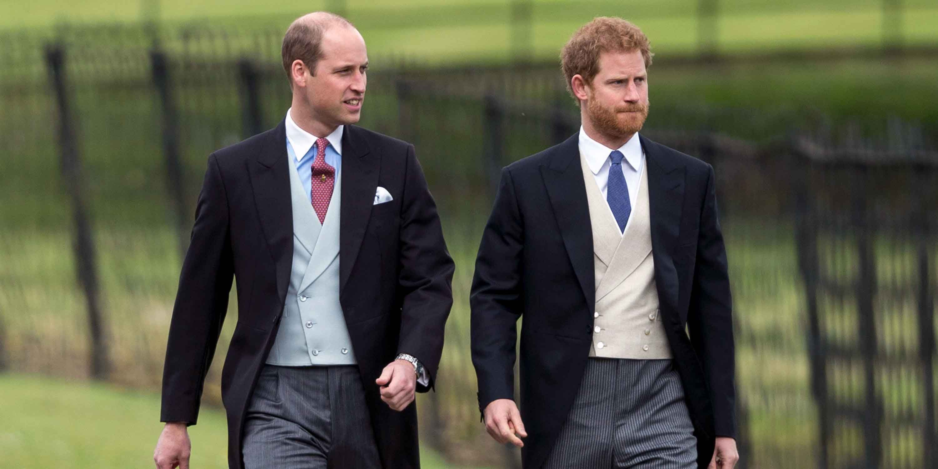 żakiet - morning coat - william i harry